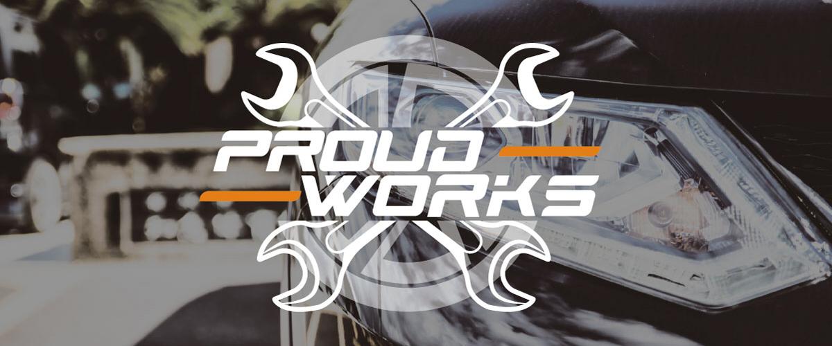 PROUD WORKS プラウドワークス 自動車事業部