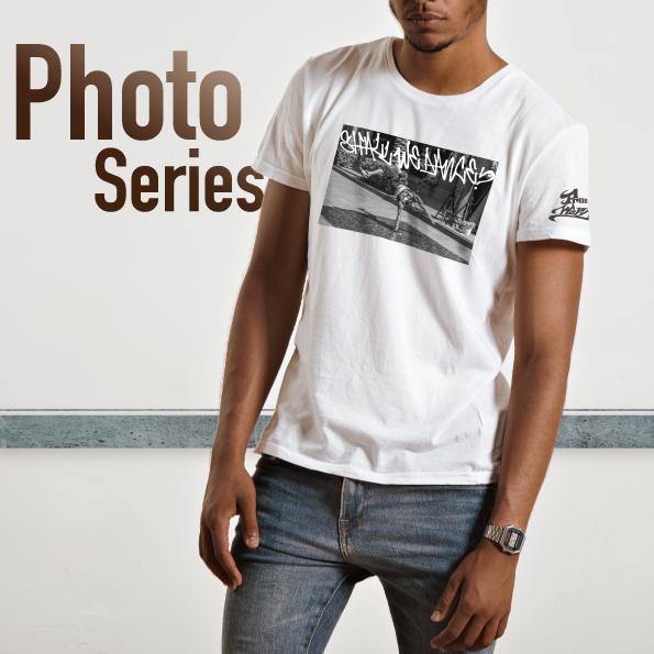 グラフィックTシャツ フォトシリーズ